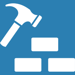 construction defects icon