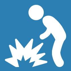 filter explosions icon
