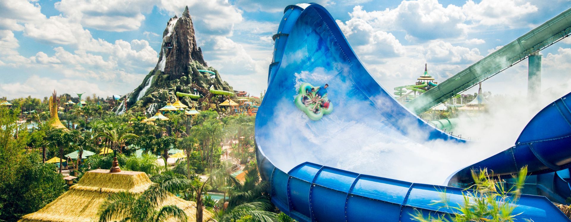 Universal Closes Water Park After Electric Shocks